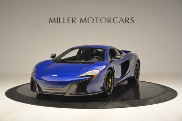 Used 2015 McLaren 650S for sale Sold at Maserati of Westport in Westport CT 06880 2