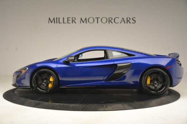 Used 2015 McLaren 650S Coupe for sale $139,900 at Maserati of Westport in Westport CT 06880 3