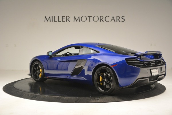 Used 2015 McLaren 650S Coupe for sale $139,900 at Maserati of Westport in Westport CT 06880 4