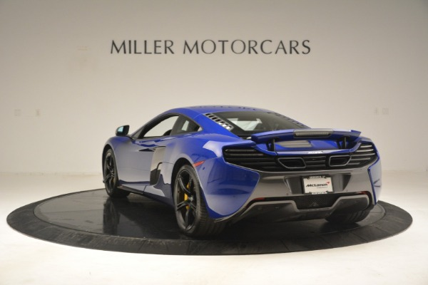 Used 2015 McLaren 650S Coupe for sale $139,900 at Maserati of Westport in Westport CT 06880 5