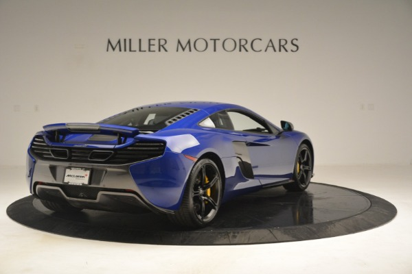 Used 2015 McLaren 650S Coupe for sale $139,900 at Maserati of Westport in Westport CT 06880 7