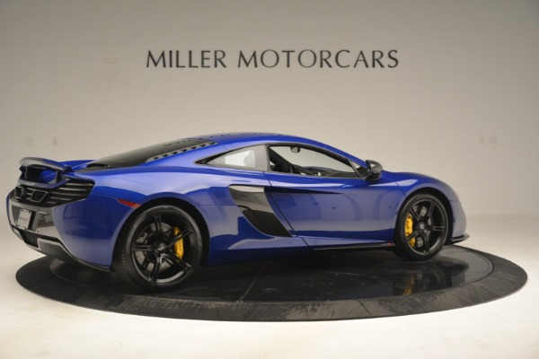 Used 2015 McLaren 650S for sale Sold at Maserati of Westport in Westport CT 06880 8