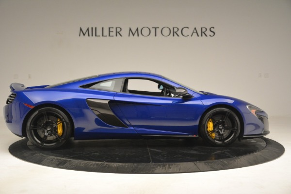 Used 2015 McLaren 650S for sale Sold at Maserati of Westport in Westport CT 06880 9