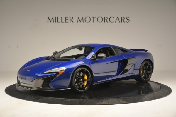 Used 2015 McLaren 650S Coupe for sale $139,900 at Maserati of Westport in Westport CT 06880 1