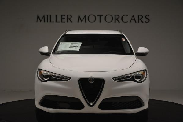 New 2019 Alfa Romeo Stelvio Q4 for sale Sold at Maserati of Westport in Westport CT 06880 12