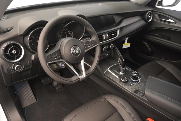 New 2019 Alfa Romeo Stelvio Q4 for sale Sold at Maserati of Westport in Westport CT 06880 13