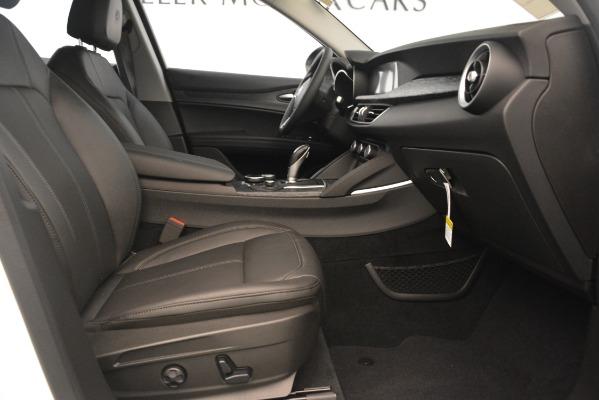 New 2019 Alfa Romeo Stelvio Q4 for sale Sold at Maserati of Westport in Westport CT 06880 23