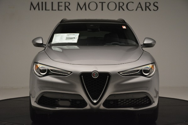 New 2019 Alfa Romeo Stelvio Ti Sport Q4 for sale Sold at Maserati of Westport in Westport CT 06880 12