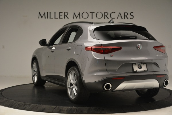 New 2019 Alfa Romeo Stelvio Ti Sport Q4 for sale Sold at Maserati of Westport in Westport CT 06880 5