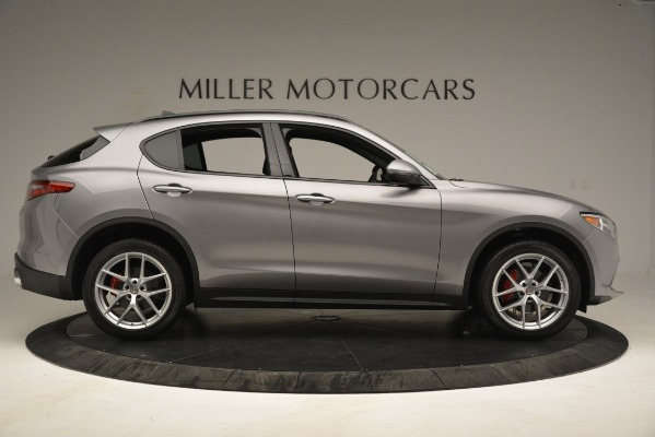 New 2019 Alfa Romeo Stelvio Ti Sport Q4 for sale Sold at Maserati of Westport in Westport CT 06880 9