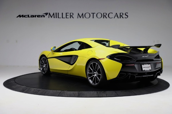 New 2019 McLaren 570S SPIDER Convertible for sale $227,660 at Maserati of Westport in Westport CT 06880 11