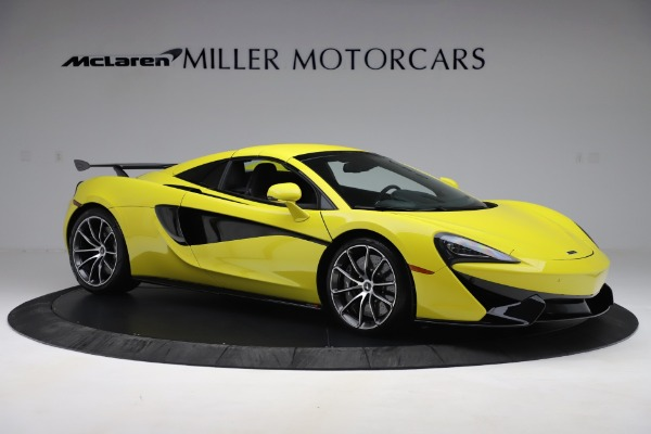 New 2019 McLaren 570S SPIDER Convertible for sale $227,660 at Maserati of Westport in Westport CT 06880 15