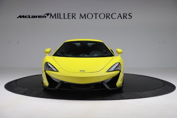 New 2019 McLaren 570S SPIDER Convertible for sale $227,660 at Maserati of Westport in Westport CT 06880 16