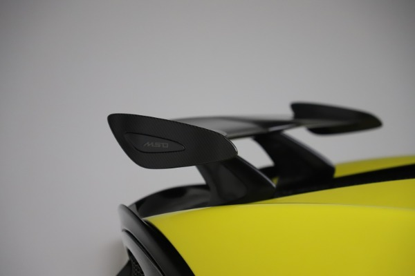 New 2019 McLaren 570S SPIDER Convertible for sale $227,660 at Maserati of Westport in Westport CT 06880 23