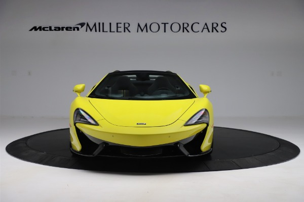 New 2019 McLaren 570S SPIDER Convertible for sale $227,660 at Maserati of Westport in Westport CT 06880 8