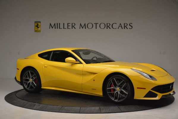 Used 2015 Ferrari F12 Berlinetta for sale Sold at Maserati of Westport in Westport CT 06880 11