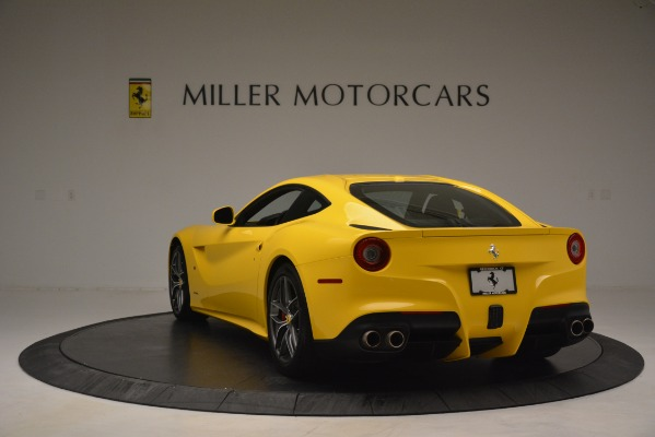 Used 2015 Ferrari F12 Berlinetta for sale Sold at Maserati of Westport in Westport CT 06880 5