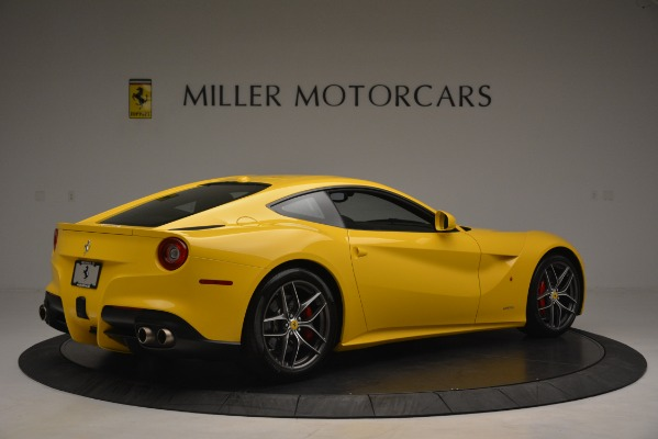 Used 2015 Ferrari F12 Berlinetta for sale Sold at Maserati of Westport in Westport CT 06880 9