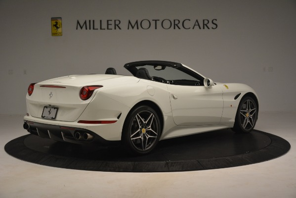 Used 2016 Ferrari California T for sale $145,900 at Maserati of Westport in Westport CT 06880 9