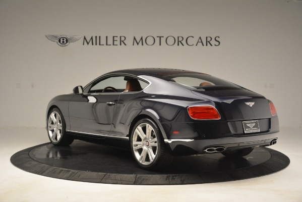Used 2013 Bentley Continental GT V8 for sale Sold at Maserati of Westport in Westport CT 06880 5