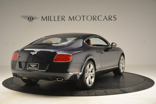 Used 2013 Bentley Continental GT V8 for sale Sold at Maserati of Westport in Westport CT 06880 7