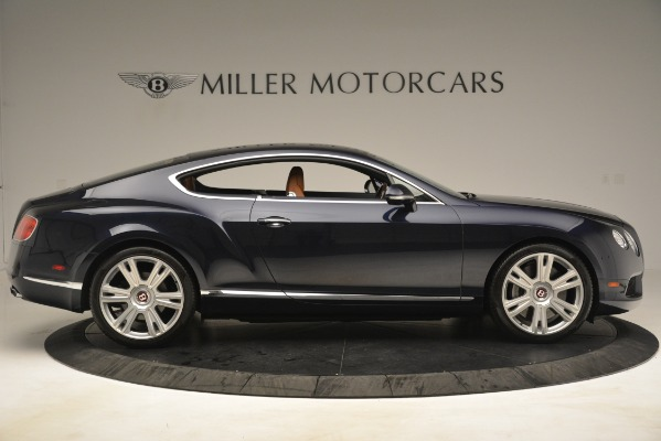 Used 2013 Bentley Continental GT V8 for sale Sold at Maserati of Westport in Westport CT 06880 9