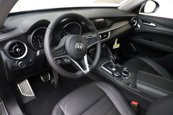 New 2019 Alfa Romeo Stelvio Ti Lusso Q4 for sale Sold at Maserati of Westport in Westport CT 06880 13