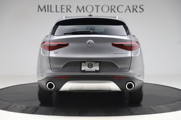New 2019 Alfa Romeo Stelvio Ti Lusso Q4 for sale Sold at Maserati of Westport in Westport CT 06880 6