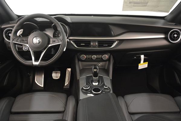 New 2019 Alfa Romeo Stelvio Ti Sport Q4 for sale Sold at Maserati of Westport in Westport CT 06880 16