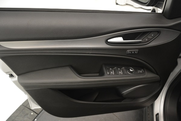 New 2019 Alfa Romeo Stelvio Ti Sport Q4 for sale Sold at Maserati of Westport in Westport CT 06880 17