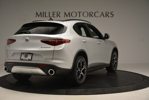 New 2019 Alfa Romeo Stelvio Ti Sport Q4 for sale Sold at Maserati of Westport in Westport CT 06880 7