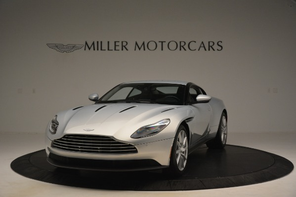 Used 2018 Aston Martin DB11 V12 Coupe for sale Sold at Maserati of Westport in Westport CT 06880 12