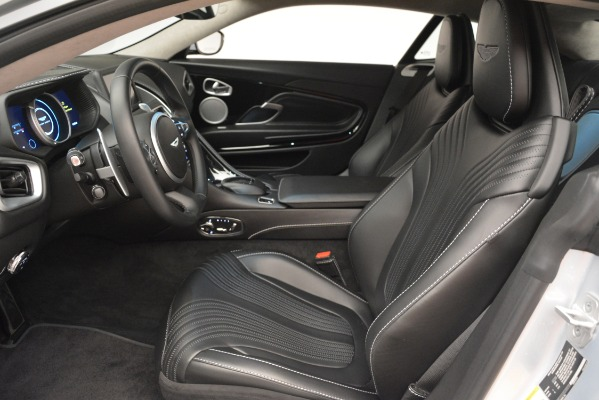 Used 2018 Aston Martin DB11 V12 Coupe for sale Sold at Maserati of Westport in Westport CT 06880 13