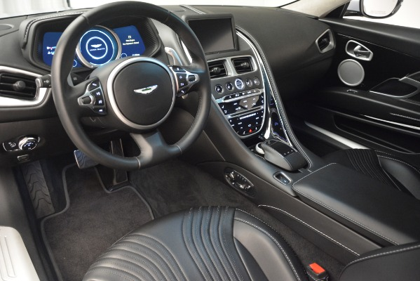 Used 2018 Aston Martin DB11 V12 Coupe for sale Sold at Maserati of Westport in Westport CT 06880 14