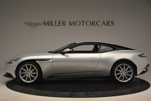 Used 2018 Aston Martin DB11 V12 Coupe for sale Sold at Maserati of Westport in Westport CT 06880 2