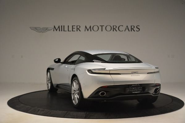 Used 2018 Aston Martin DB11 V12 Coupe for sale Sold at Maserati of Westport in Westport CT 06880 4