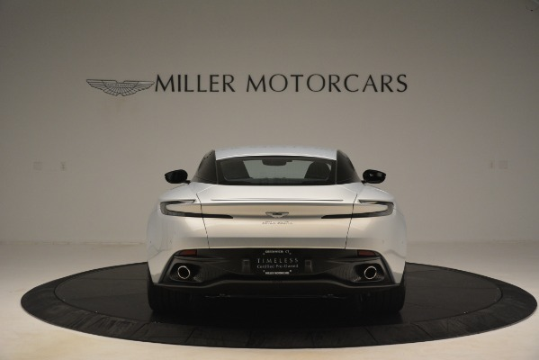 Used 2018 Aston Martin DB11 V12 Coupe for sale Sold at Maserati of Westport in Westport CT 06880 5