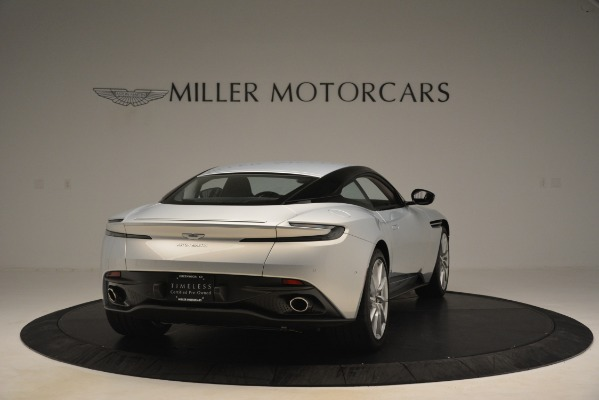Used 2018 Aston Martin DB11 V12 Coupe for sale Sold at Maserati of Westport in Westport CT 06880 6