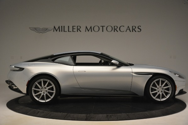 Used 2018 Aston Martin DB11 V12 Coupe for sale Sold at Maserati of Westport in Westport CT 06880 8