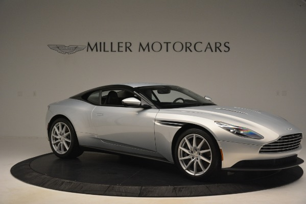 Used 2018 Aston Martin DB11 V12 Coupe for sale Sold at Maserati of Westport in Westport CT 06880 9