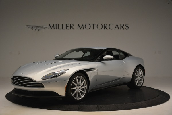 Used 2018 Aston Martin DB11 V12 Coupe for sale Sold at Maserati of Westport in Westport CT 06880 1