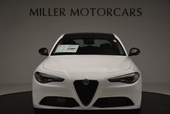 New 2019 Alfa Romeo Giulia Q4 for sale Sold at Maserati of Westport in Westport CT 06880 12