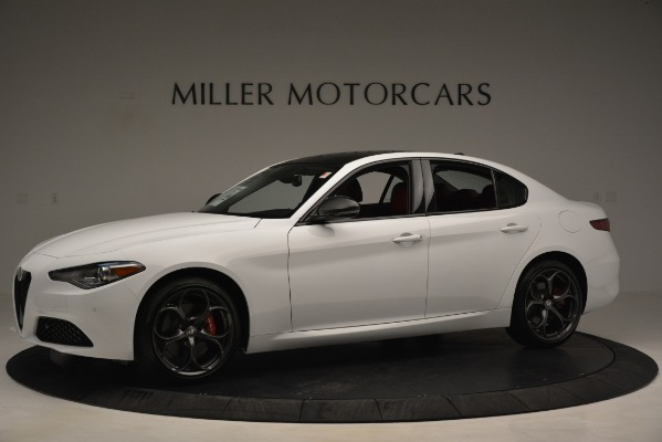 New 2019 Alfa Romeo Giulia Q4 for sale Sold at Maserati of Westport in Westport CT 06880 2