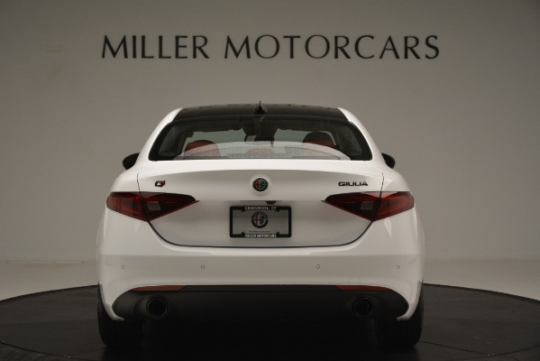 New 2019 Alfa Romeo Giulia Q4 for sale Sold at Maserati of Westport in Westport CT 06880 6