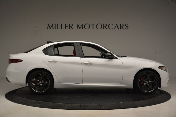 New 2019 Alfa Romeo Giulia Q4 for sale Sold at Maserati of Westport in Westport CT 06880 9