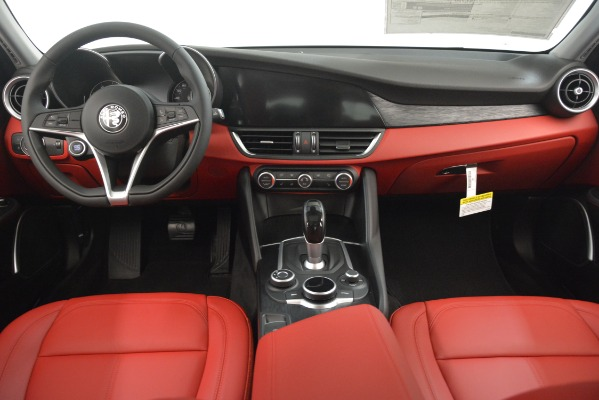 New 2019 Alfa Romeo Giulia Q4 for sale Sold at Maserati of Westport in Westport CT 06880 16