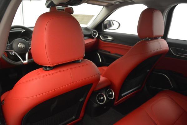 New 2019 Alfa Romeo Giulia Q4 for sale Sold at Maserati of Westport in Westport CT 06880 20