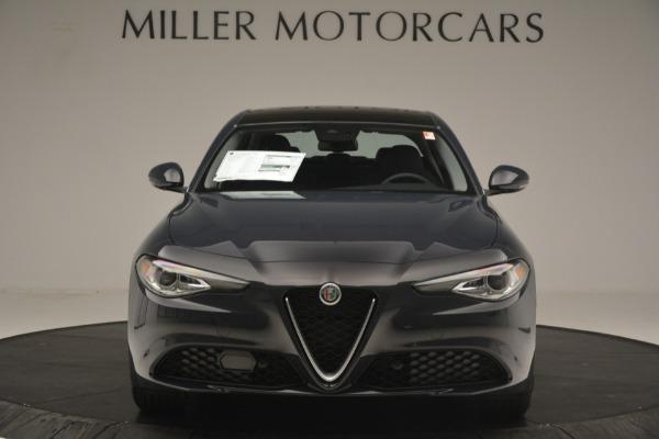 New 2019 Alfa Romeo Giulia Q4 for sale Sold at Maserati of Westport in Westport CT 06880 12