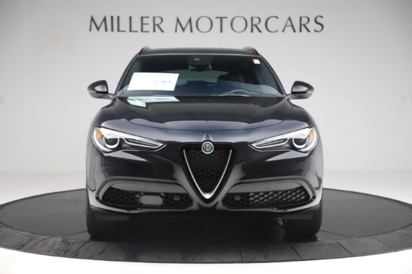 New 2019 Alfa Romeo Stelvio Ti Sport Q4 for sale Sold at Maserati of Westport in Westport CT 06880 12