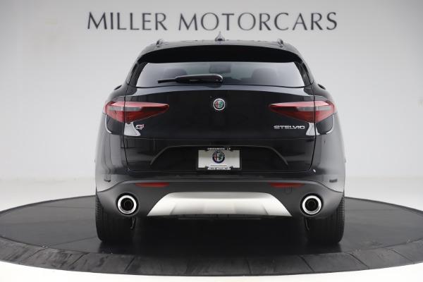 New 2019 Alfa Romeo Stelvio Ti Sport Q4 for sale Sold at Maserati of Westport in Westport CT 06880 6